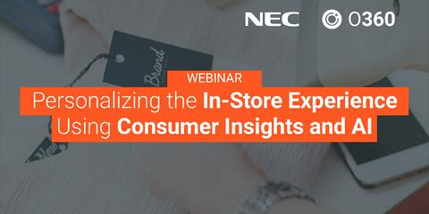 Personalizing the In-Store Experience Using Consumer Insights and AI