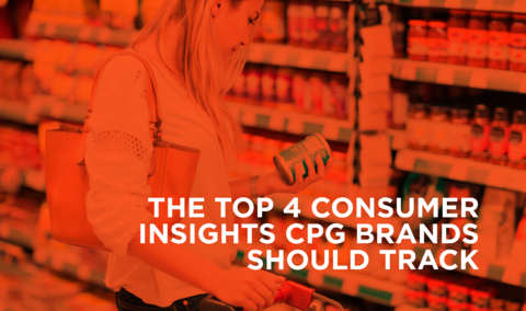 The Top 4 Consumer Insights CPG Brands Should Track